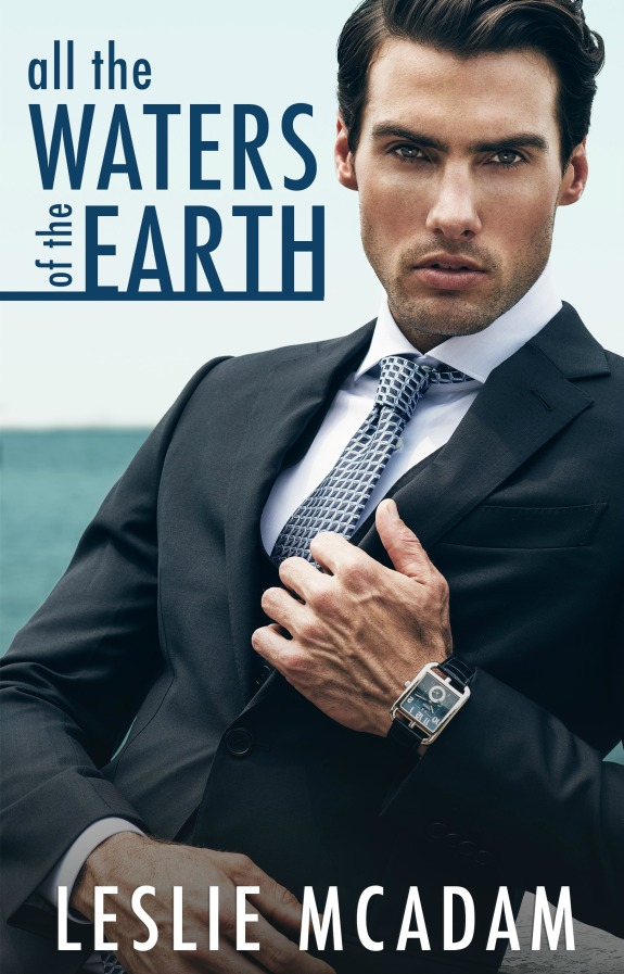 All the Waters of the Earth Ebook Cover